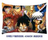 one piece anime cushion