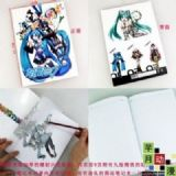 miku.hatsune anime notebook
