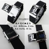 Death note LED Watch(Black)