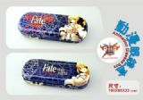 fate stay night anime glass case