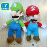 Super Mario Plush Toy