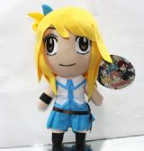 fairy tail anime plush doll