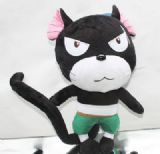 Fariy tail anime plush doll