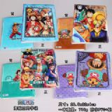 one piece anime memory book