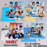 fairy tail anime memory book