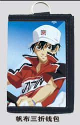 The Prince of Tennies anime wallet