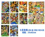 one piece anime posters