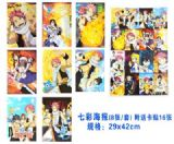fairy tail anime posters