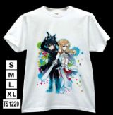 sword art online anime t-shirt