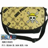One Piece Luffy Waterproof Nylon Satchel