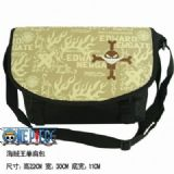 One Piece Edward Waterproof Nylon Satchel