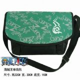 One Piece Zoro Waterproof Nylon Satchel