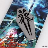 Guilty Crown Brooch(white)