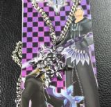 Kingdom of Hearts anime necklace