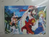east project anime poster