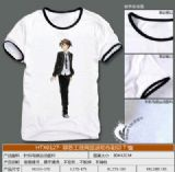 guilty crown anime t-shirt