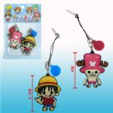 one piece anime dustproof plug