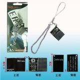 death note anime phonestrap