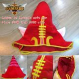 League of Legends Red Fairy Cos Hat