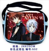 D.Gray-Man anime bag
