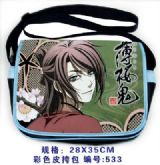 Hakuouki anime bag