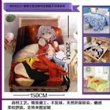 Guilty Crown blanket quilt sheet