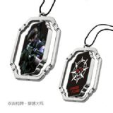 Cross Fire anime necklace