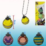 Assassination Classroom necklace
