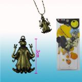 Assassination Classroom anime necklace