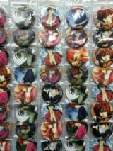 kenshin anime brooch
