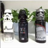 Star Wars White Plastic + stainless steel Thermos