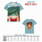 South Park Full color printed short sleeve t-shirt
