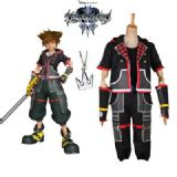 Kingdom Hearts 3 Sora Suit Game Cosplay Costume