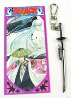 bleach anime necklace