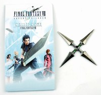 Final Fantasy anime phonestrap
