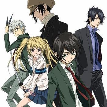 FUNimation Licenses Nabari no Ou Ninja Anime-anime ... Nabari No Ou Raimei Cosplay