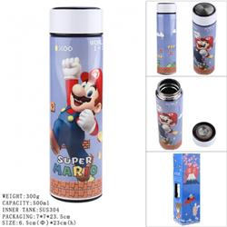 Mario Full Color vacuum Double layer 304 stainless steel Thermos Cup