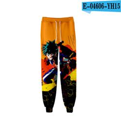 MY HERO ONE'S JUSTICE 4 season feet pants 2XS TO 4XL