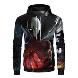 one punch man anime hoodie 2xs to 4 xl