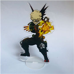 my hero academia anime standing decoration
