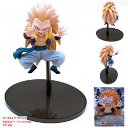 Dragon Ball Gotenks Boxed Figure Decoration Model 10X15X20CM 260G