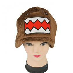 Domo Kun Plush hat warm hat
