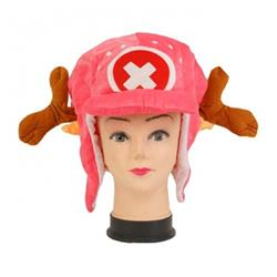 One Piece-1 Tony Tony Chopper Plush hat warm hat