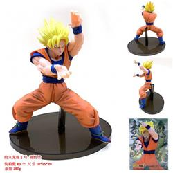 Dragon Ball The Monkey King Boxed Figure Decoration Model 10X15X20CM 280G