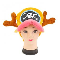 One Piece-2 Tony Tony Chopper Plush hat warm hat