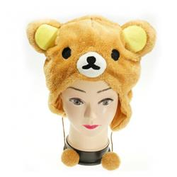 Rilakkuma Plush hat warm hat