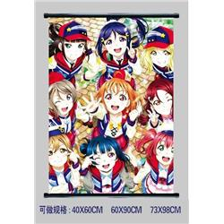 love live anime wallscroll 60*90cm