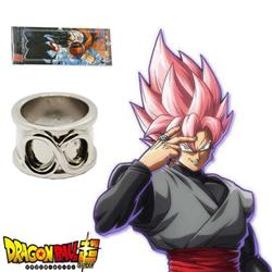 Dragon Ball Super Zamasu Goku Black Time Ring Anime Cosplay Accessories