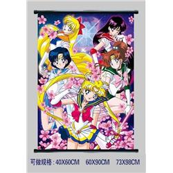 sailormoon anime wallscroll 60*90cm