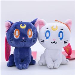 sailormoon anime plush pendent 10cm price for 3 pcs